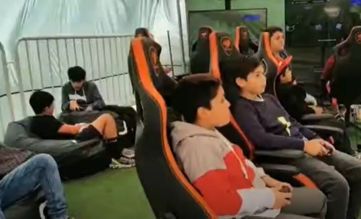 """Torneo Gamer Inter Comunas Abierto PS4 """"Semi y Finales Villa Alemana"""""""