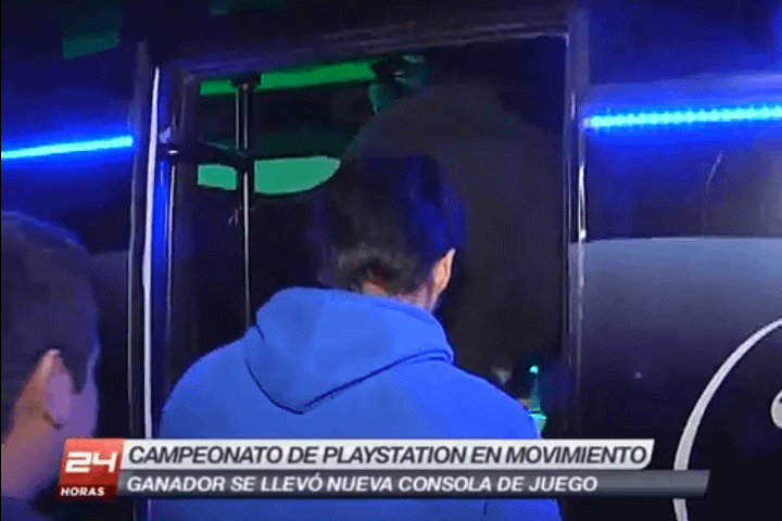 NOTA TVN CAMPEONATO PS3 FIFA WORLD CUP 2014 EN MOVIMIENTO